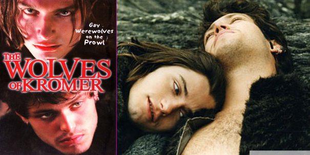 Los lobos de Kromer, película