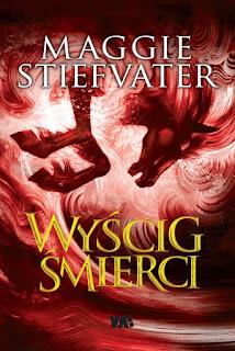 Wyścig śmierci - Maggie Stiefvater