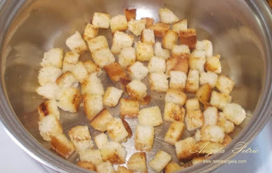Preparare supa crema de spanac - etapa 11