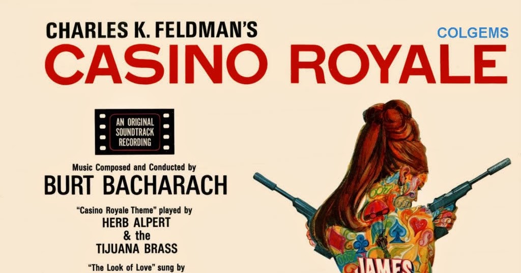 Casino royale 1967 soundtrack cast iron fire poker
