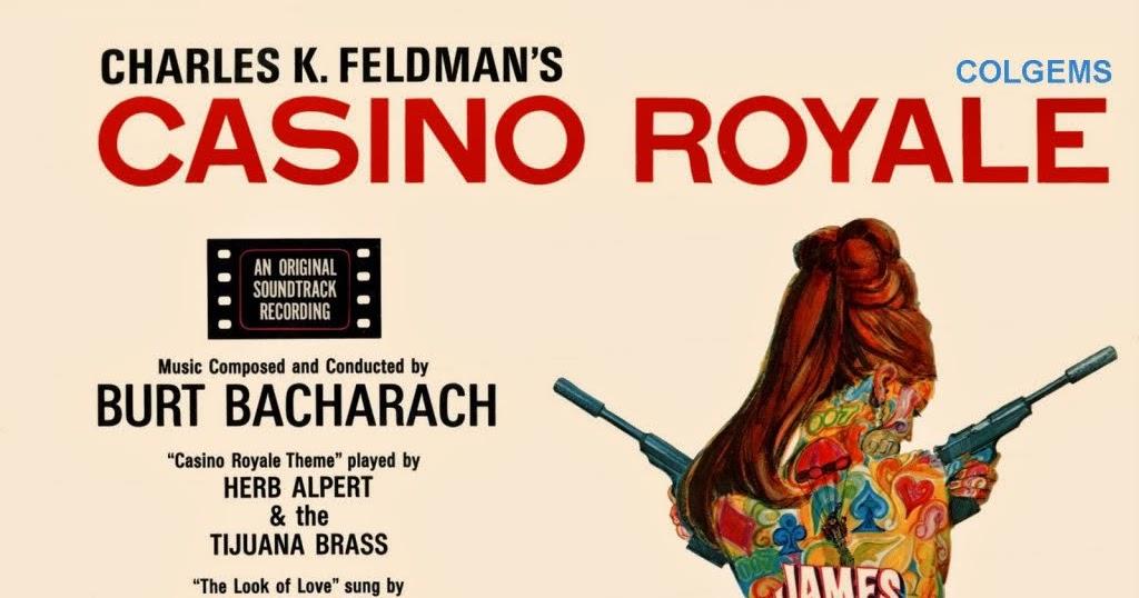 Casino royale theme song burt bacharach kelly formula gambling