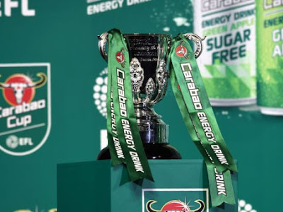 Liverpool To Face Chelsea in Carabao Third Round Fixture (See Full Draw)