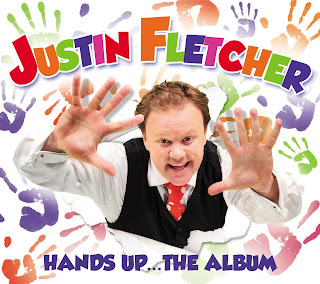 Justin Fletcher, Hands Up, Album