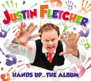 Justin Fletcher, Hands Up, Album