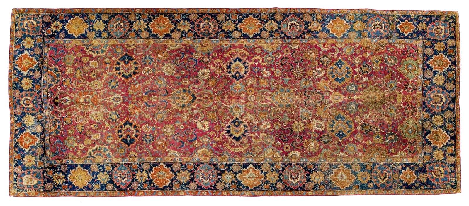 Rugtracker Lineage Ii Iran 17th Century