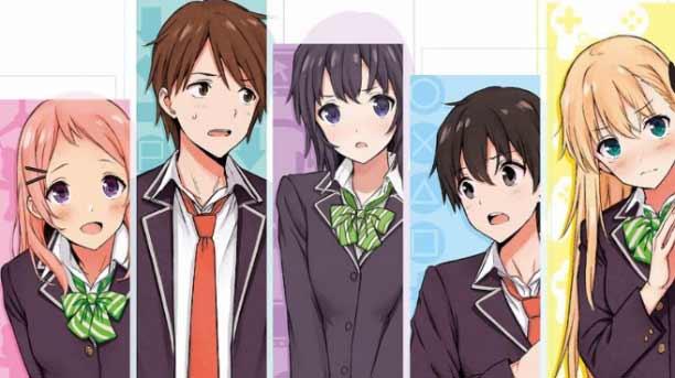 Anime Mirip Nisekoi Terbaik - Gamers!