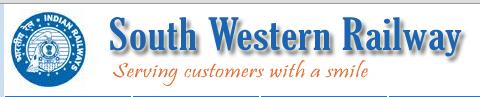 SWR Mysore Recruitment 2014