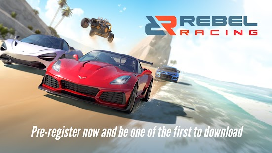 Rebel racing Apk+Data Free on Android Game Download