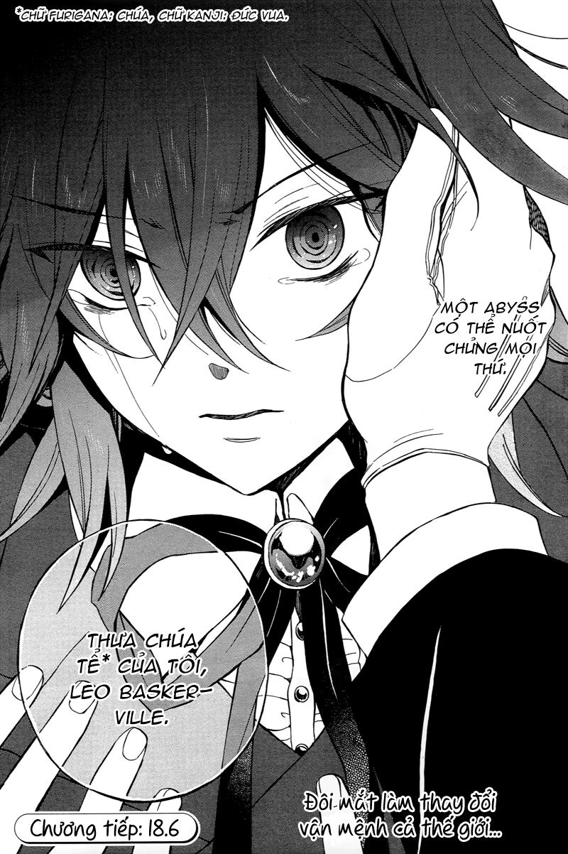 Pandora Hearts chương 061 - retrace: lxi demios trang 45