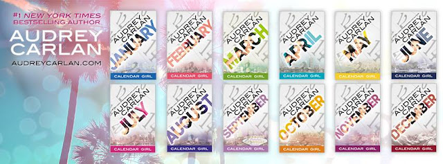 [Novidades] Editora Verus compra direitos de Calendar Girl | Audrey Carlan