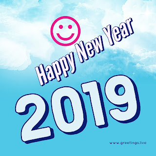 Smiles happy New Year 2019 unique image.jpg