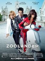 Film ZOOLANDER 2 en Streaming VF