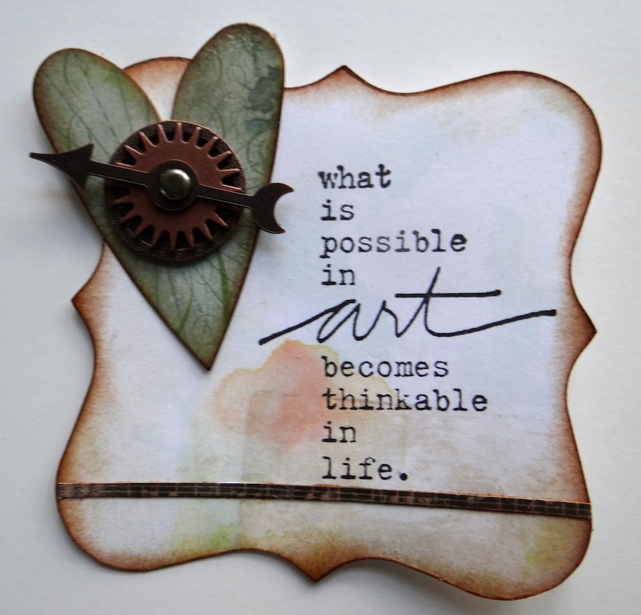 Sizzix Die Cutting Inspiration and Tips: Guest Blogger - Marjie Kemper
