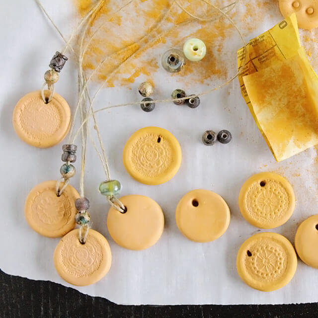 Supplies For Essential Oil Diffuser Necklaces