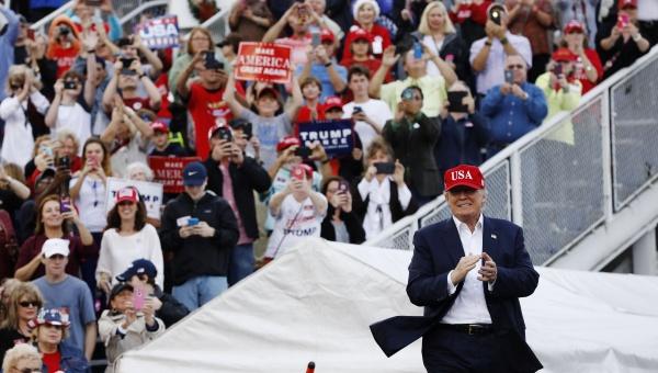 Trump será ratificado este lunes como presidente de EE.UU.