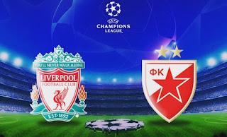 مشاهدة مباراة ليفربول والنجم الأحمر بث مباشر بتاريخ 06-11-2018 دوري أبطال أوروبا