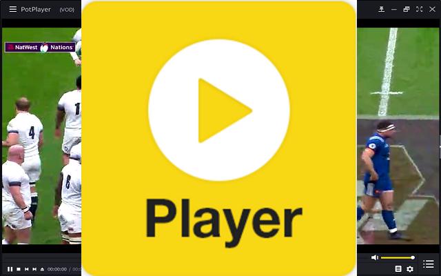تحميل برنامج تشغيل ملفات الصوت والفيديو بجودة عالية الدقة PotPlayer للويندوز