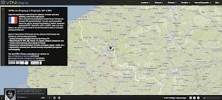 www.le-vpn.com/fr est le meilleur VPN francais selon VPN Maps