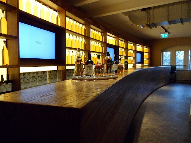 Visita ao Museu do Whiskey Irlandês