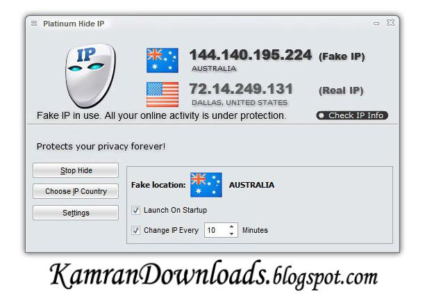 free hide ip download full version