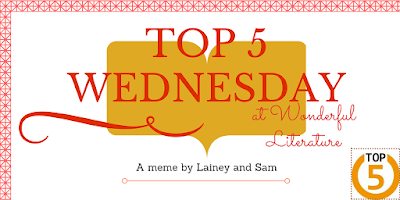 Top 5 Wednesday 8 | Books from Before I Started Blogging
