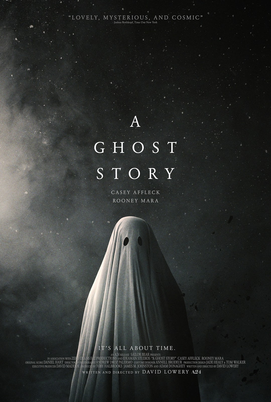 Lecturas Cinematográficas: A Ghost Story