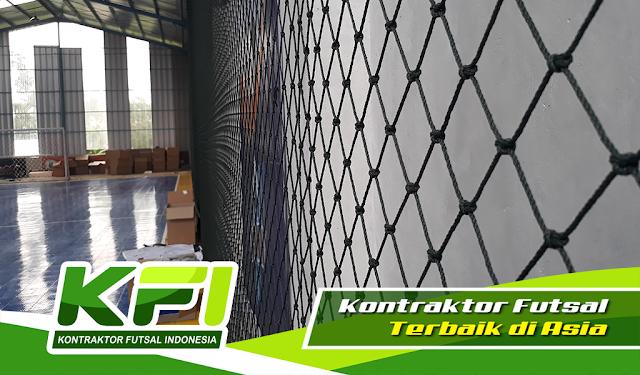 jual jaring lapangan futsal, jaring futsal yang kuat, jaring lapangan yang bagus dan murah