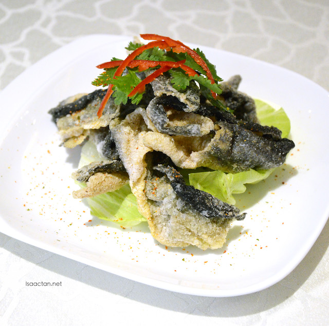 Salted Fried Fish Skin - RM10.80