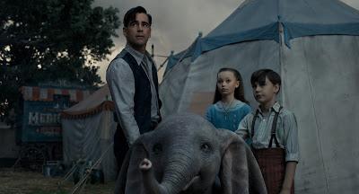 Saiba Tudo Sobre as Personagens de Dumbo, a Nova Aposta Mágica da Disney