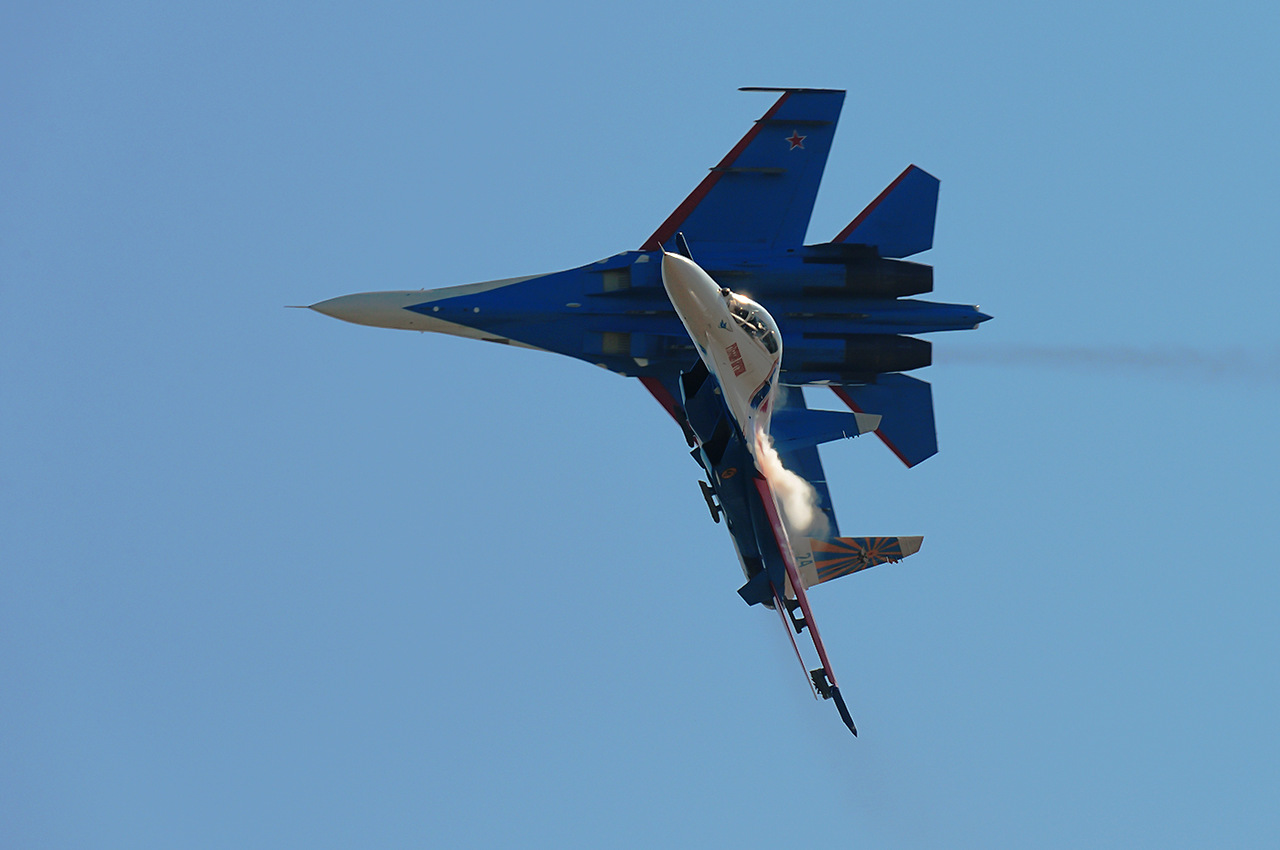 Russian Knights Show 114