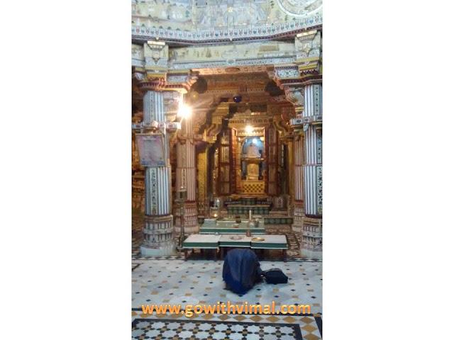 Bhandasar Jain temple, Bikaner