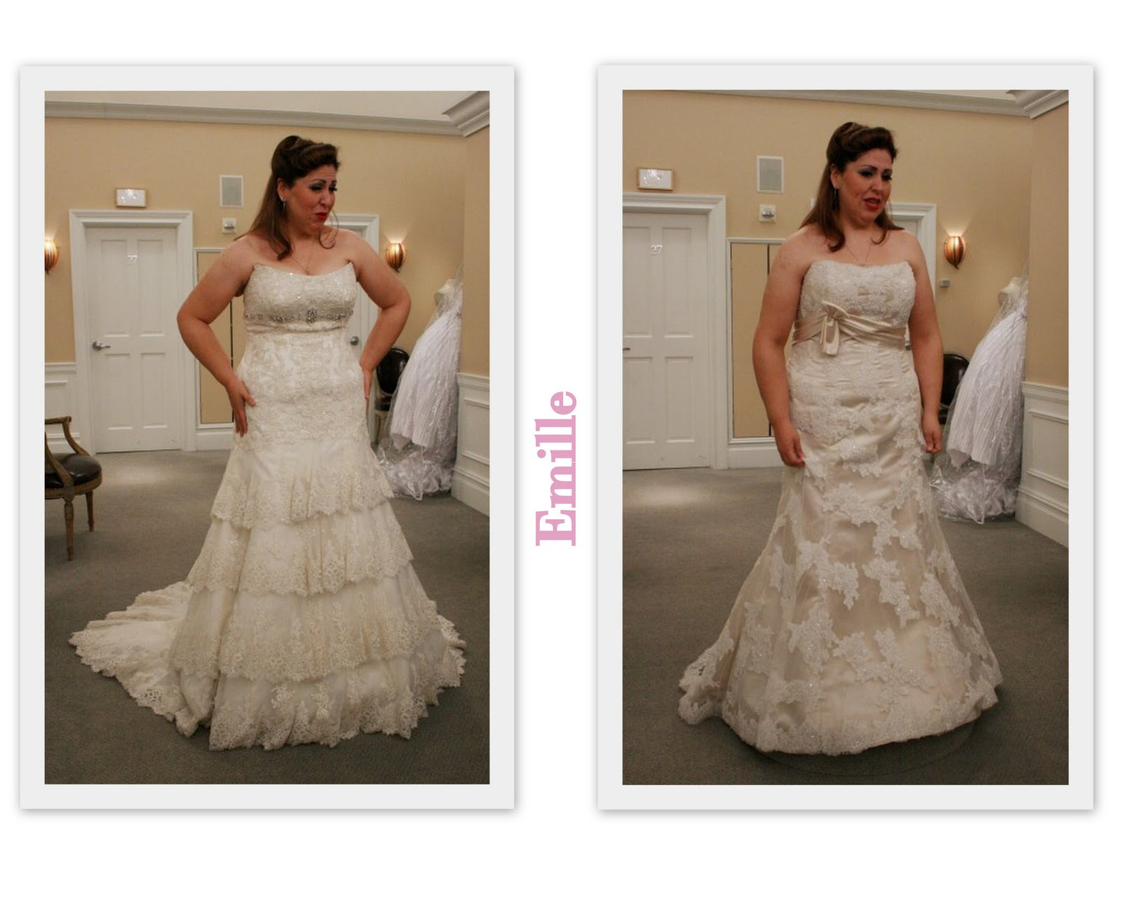 Say Yes To The Dress Big Bliss Bippity Boppity Boo Garnerstyle