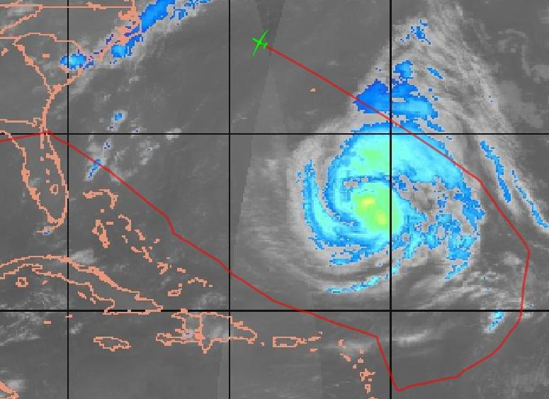 Waiting BD: NASA Hurricane Science Mission 2012