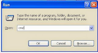 Cara Mengetahui IP Address Komputer Melalui CMD Windows