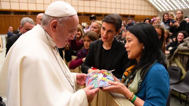 Uni Eropa Tolak Sawit Indonesia, Menko Luhut: Paus Fransiskus Siap Bantu Indonesia dari Ancaman UE