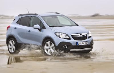 """Το Mokka απέσπασε το """"Connectivity Award 2016"""" για το σύστημα Opel OnStar"""