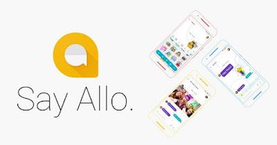 تطبيق التراسل الفوري Google Allo يصل إلى Android iOS