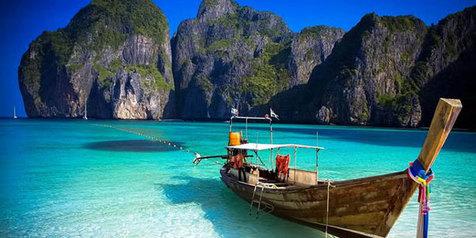 Pantai Cantik Di Terengganu Desainrumahid