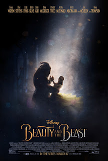 Beauty and the Beast (2017) Teaser Poster 2