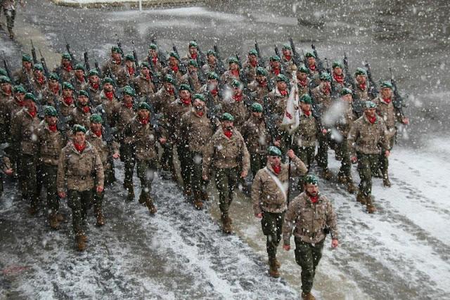 Cambios en la estructura del Ejército de Tierra, creación de un nuevo Regimiento