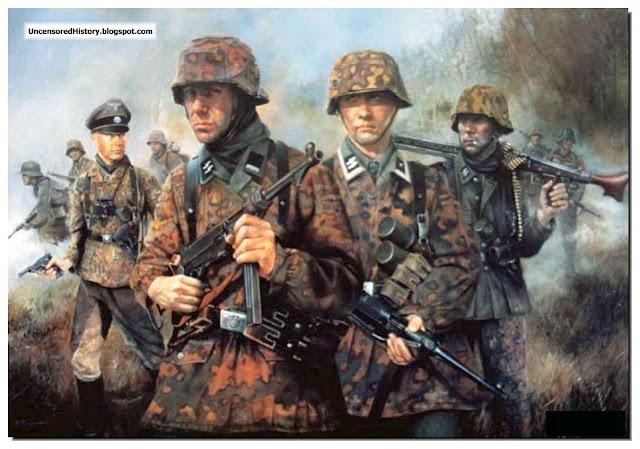 Waffen SS brave soldiers criminals