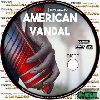 GALLETA - [NETFLIX SERIES] AMERICAN VANDAL - 2017-2018