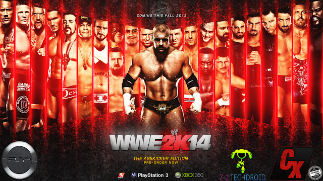 DOWNLOAD GAME WWE 2K14 PSP ISO ANDROID – EMULATOR GAMES