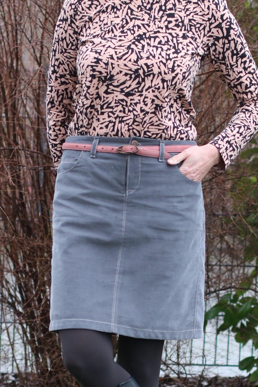 mariabarbara : Sandbridge Skirt von Heyjune Pattern