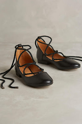 Women's shoes, heels, wedges, and sandals, bohemian style, from Anthropologie