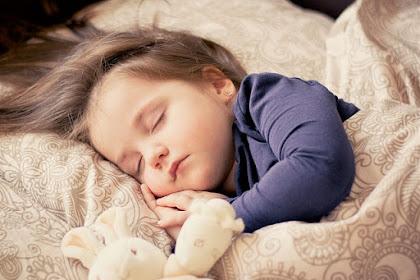 5 Tips supaya Anak tidak Ngompol saat Tidur