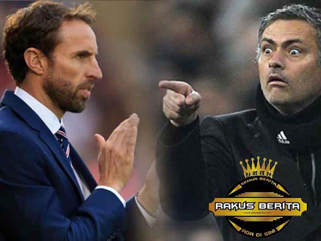 Southgate Mengakui Lapang Dada Usai Dimarahi Mourinho