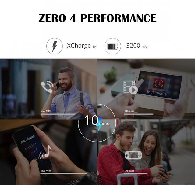 infinix zero 4 performance