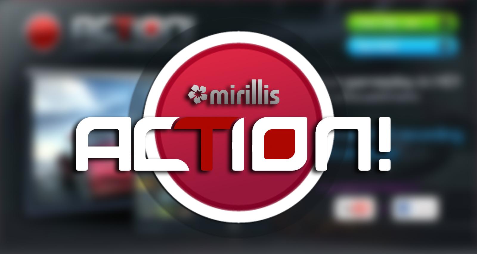 Action Mirillis v.2.4.1 en Español GRATIS  2017