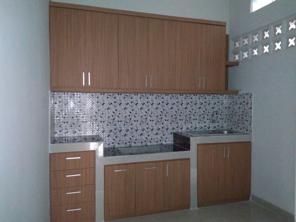 Kitchen Set Bambu Apus Mozaik